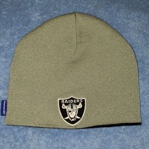 RAIDERS Reversible Beanie